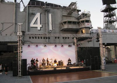 Special Event @ USS Midway
